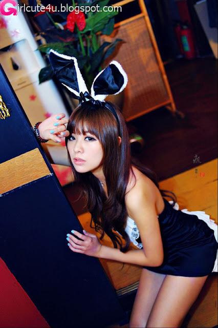 2 Wang Tingyu - Bunny-very cute asian girl-girlcute4u.blogspot.com