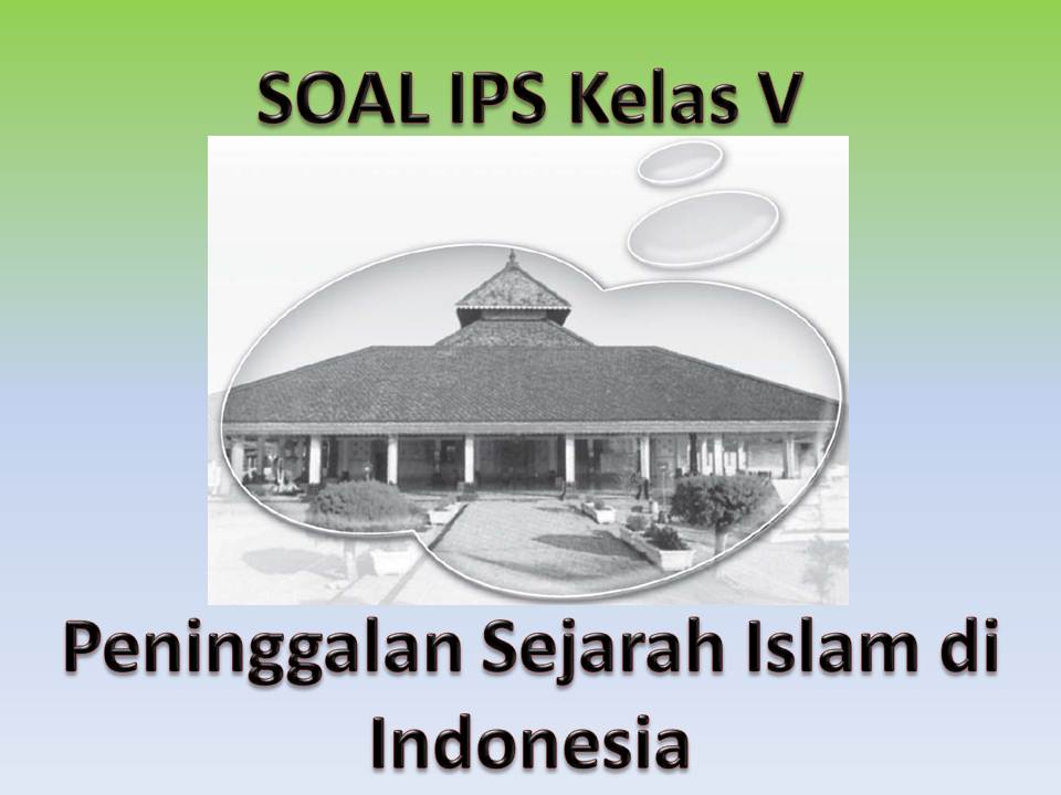 Free Download Soal Ips Sd Kelas 6 Free Download Lks