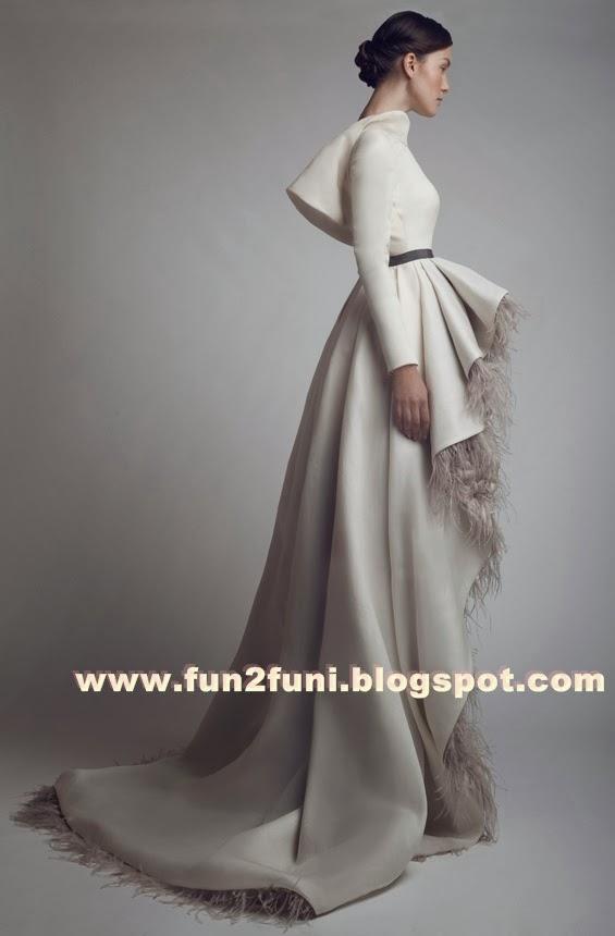 Ashi Studio Represents Fall Winter Couture-