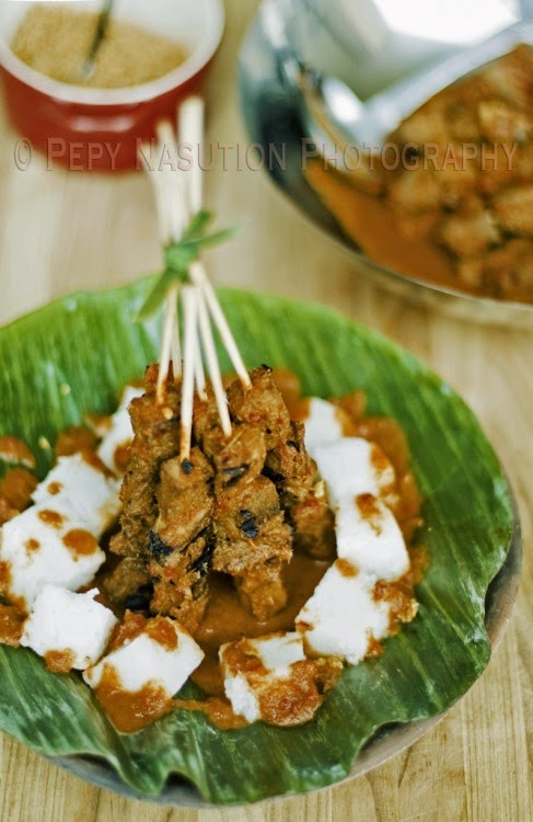 Sate Padang Recipe (Padang Saté)