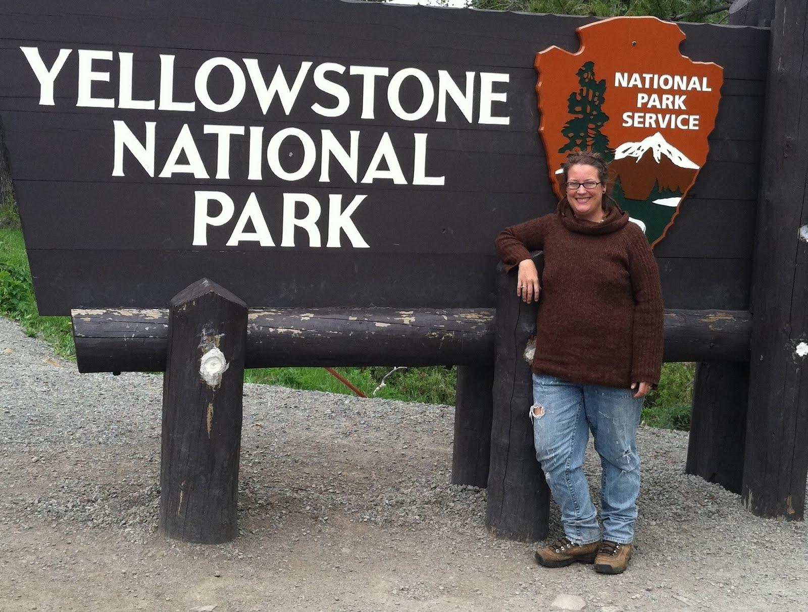 so on to yellowstone okay so here is how ignorant i was of us geography before this trip i didn t even know yellowstone was in wyoming