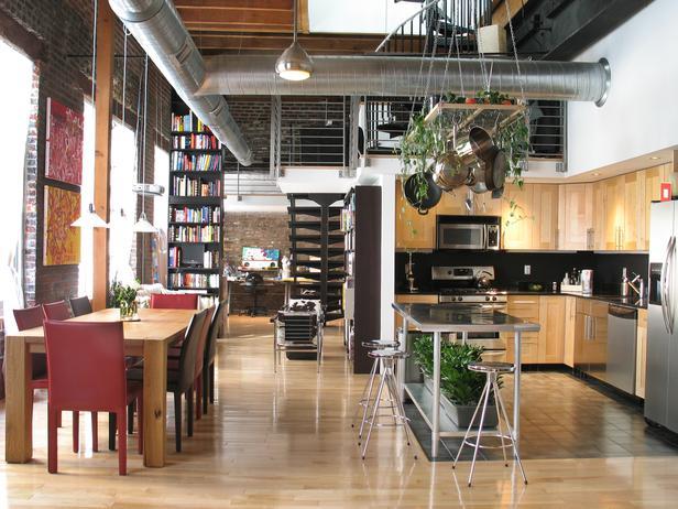 Interior Design Lofty Ambitions
