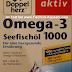 Doppelherz Omega-3 Seefischöl 1000 im Test