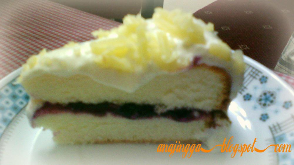 Cake Cheese Leleh