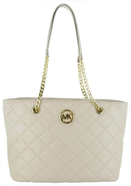 WHITE MICHAEL KORS HANDBAGS