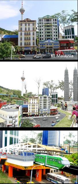 legoland Malaysia - MINILAND KL