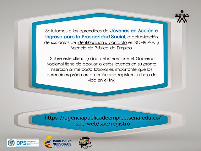 web www sena edu co: