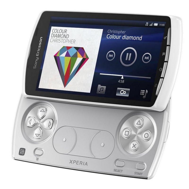 Mobile Mania: Sony Ericsson Xperia Play r800
