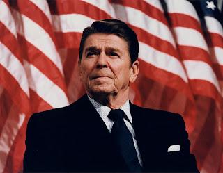 ... do Ronald Reagan