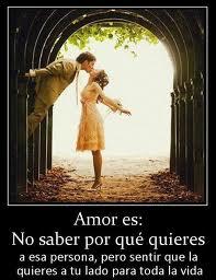 Frases De Amor: Amor Es No Saber Por Qué Quieres A Esa Persona