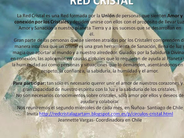 RED CRISTAL