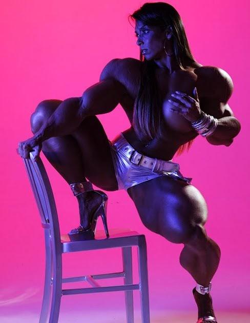 Animated Muscle Women Wiki | FANDOM powered by Wikia