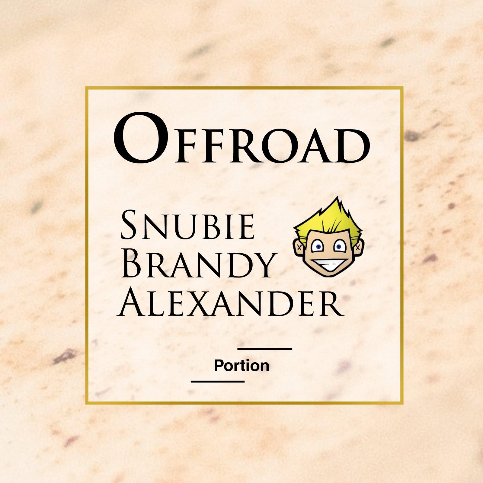 Snubie Brandy Alexander