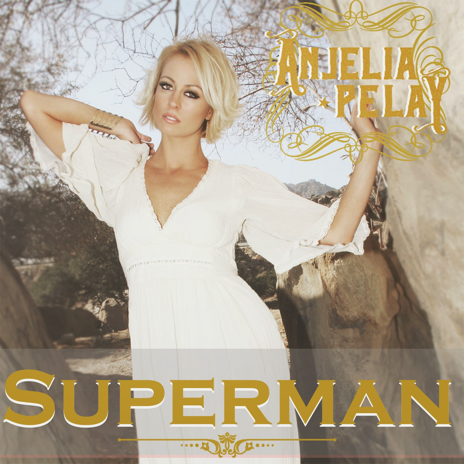 Anjelia Pelay Debuts New Single 'Superman'