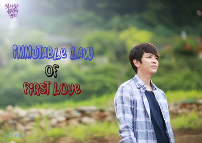 Biodata Pemeran Drama Immutable Law of First Love