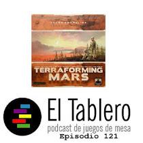 El Tablero. ET121: Terraforming this and that .NOVEDAD!!