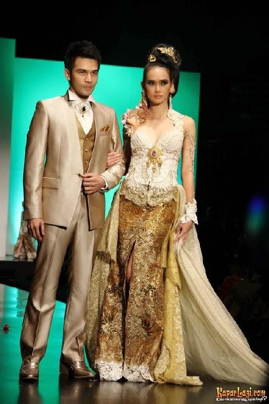Foto Model Baju Kebaya Pengantin Anne Avantie