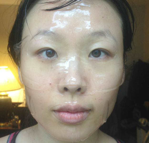 Soyedodam Organic Ginseng Hydrogel Mask Review Soyedodam Total Care Organic Hydrogel Mask 소예도담 토탈케어 유기농 하이드로겔 마스크