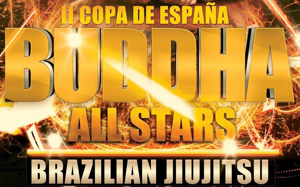 II Copa de España Buddha All Stars Brazilian Jiujitsu