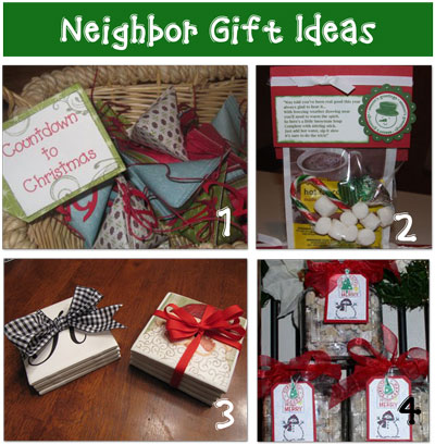 Confessions of a Holiday Junkie Homemade Christmas Gifts For Friends And Neighbors