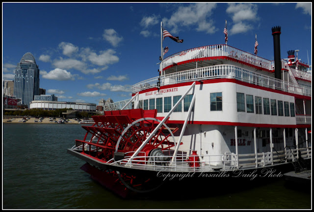 BB Riverboats downtown Cincinnati