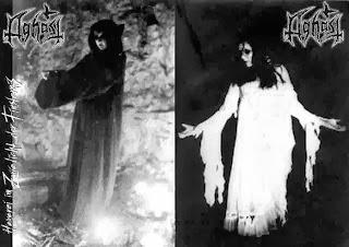 Black Metal Maldito-Canciones que llaman a los muertos