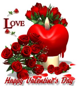 Gambar DP BBM Valentine