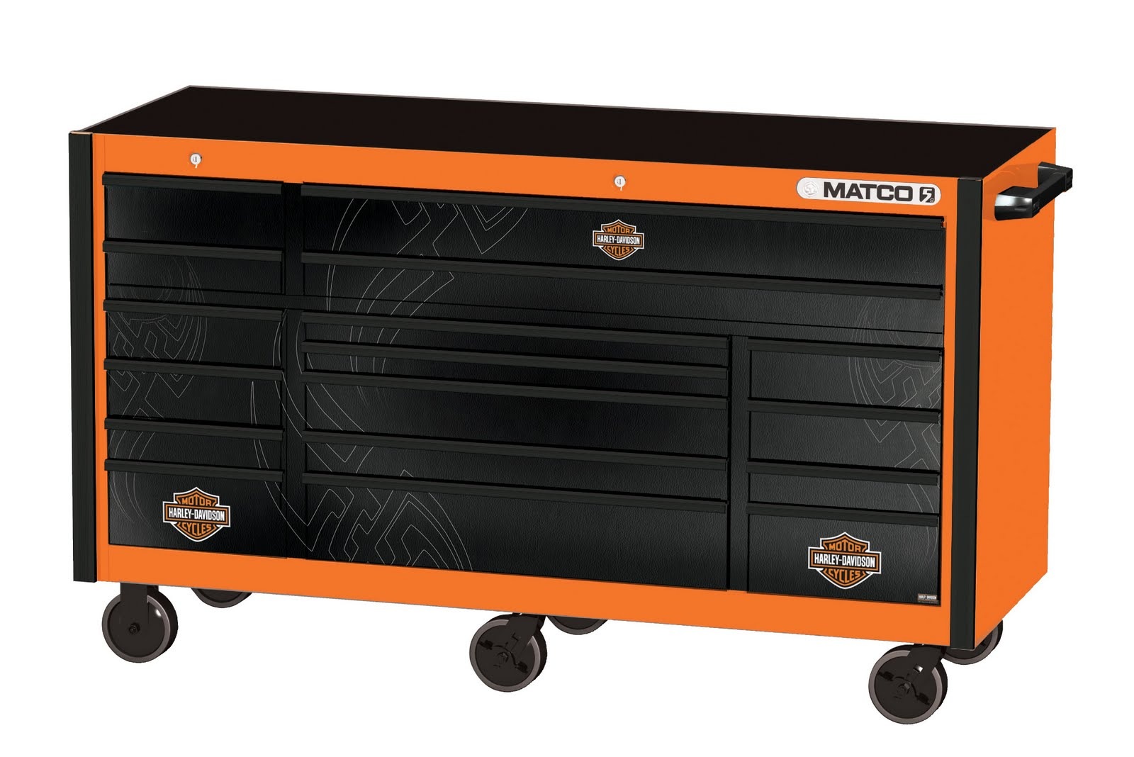 V-Twin News: Matco Tools Introduces Exclusive Harley-Davidson ...