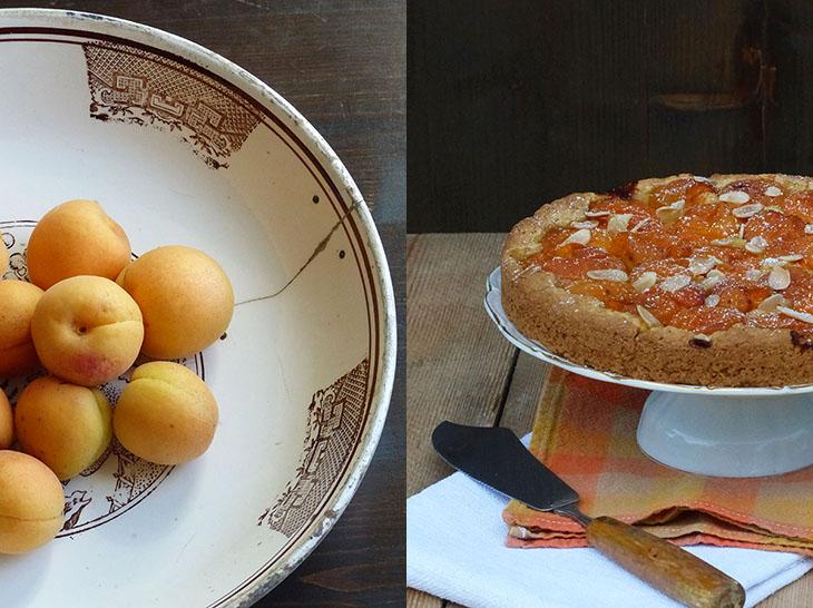 crostata di albicocche e mandorle_S&V