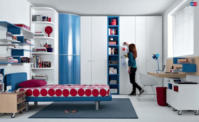 дизайн комнаты для подростка фото, дизайн комнаты для подростка девочки