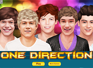 Maquia os One Direction