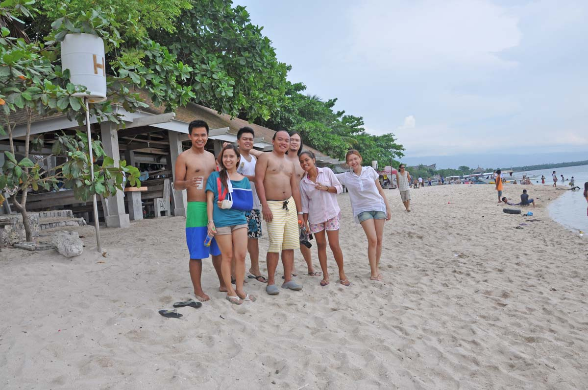 Hk Beach Resort In Basdako Moalboal Pictures Cebu Pictures