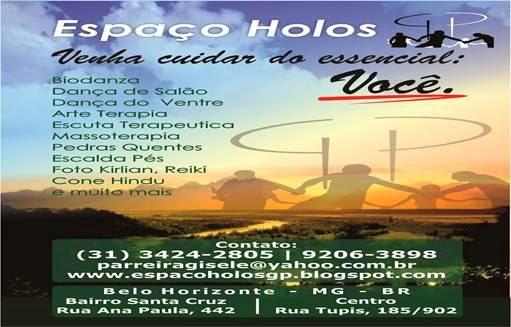 ESPAÇO HOLOS GP