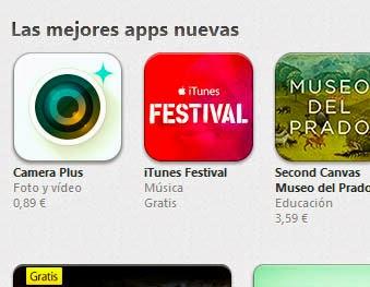 Aplicaciones para iPhone más descargadas en marzo 2014