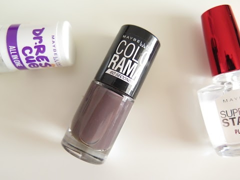 Maybelline Colorama 60 seconds 165