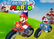 Doraemon vs Mario