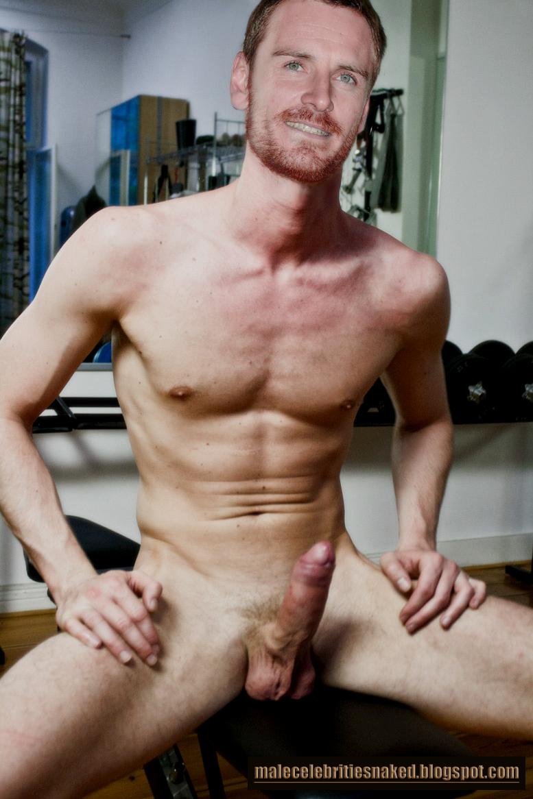 Nude fassbender Jude Law