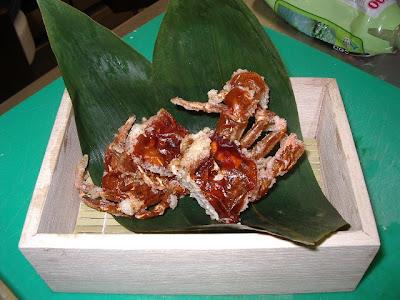 SoftShel Crab