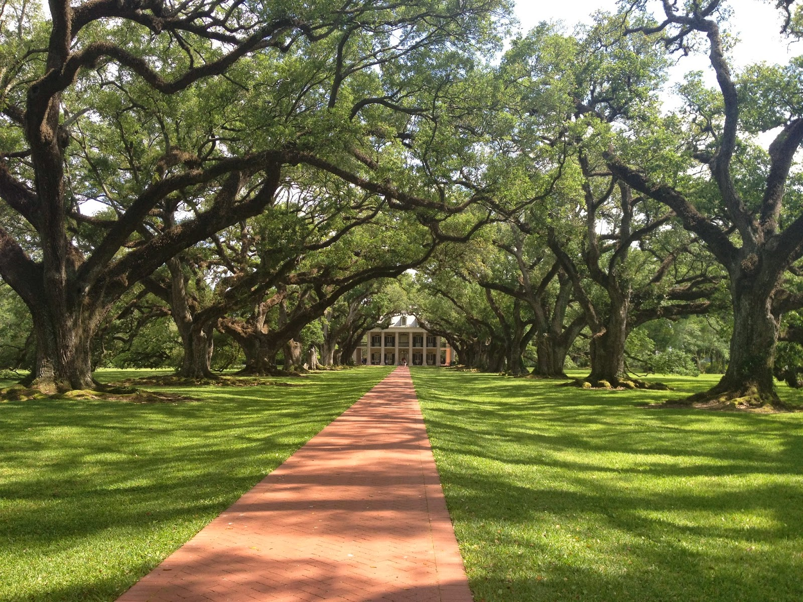 Oak Alley Plantation, New Orleans