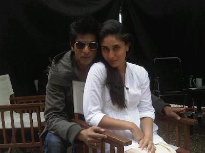 SRK, Kareena