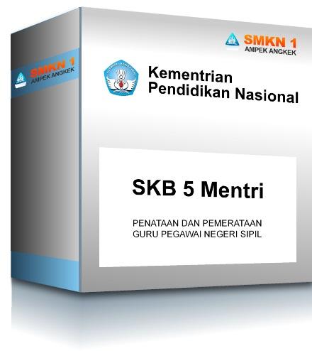 Download Gratis Dokumen  Permen SKB 5 Mentri pdf