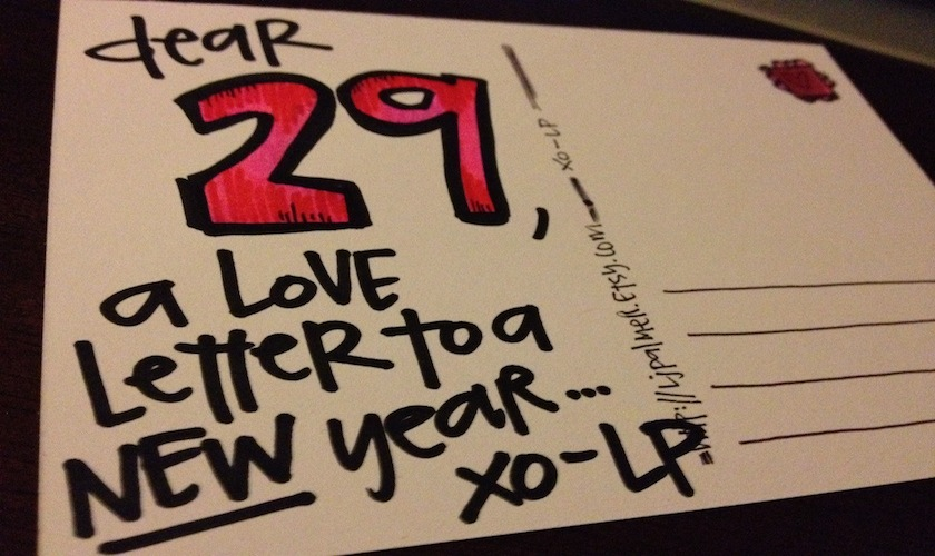 A Love Letter to a New Year