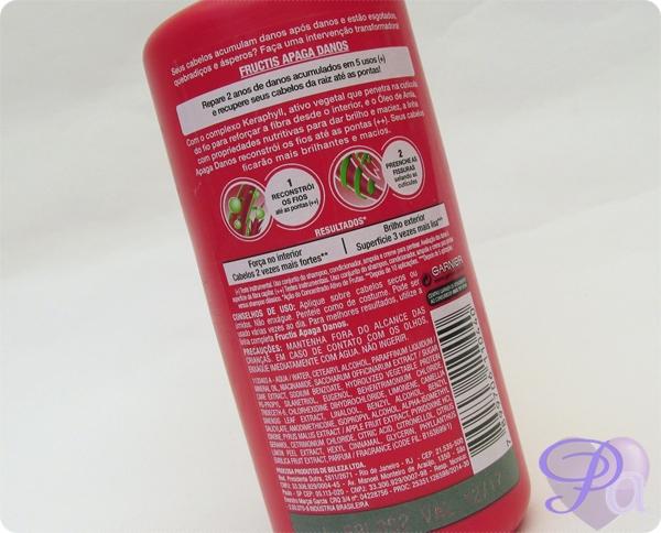 Creme para Pentear Garnier Fructis Apaga Danos