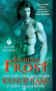 Co-Review: Bound by Flames by Jeaniene Frost