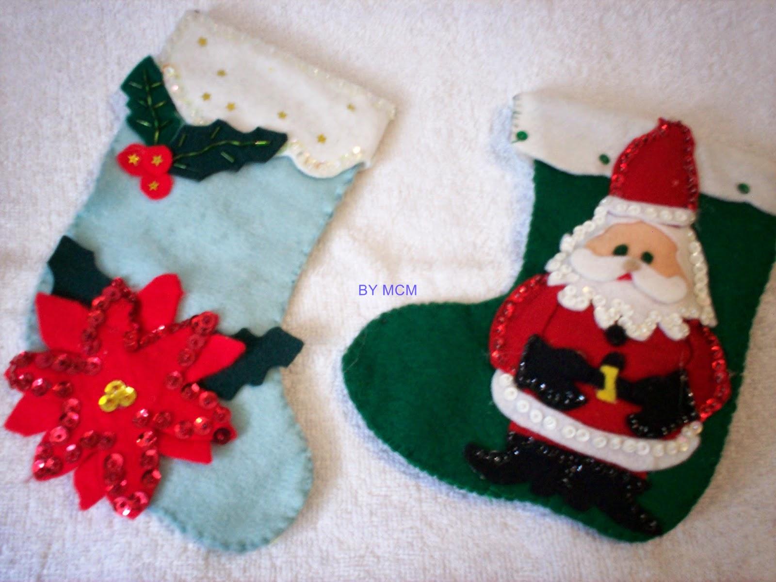 Manualidades de todo un poco con maria mas detalles - Detalles de navidad manualidades ...