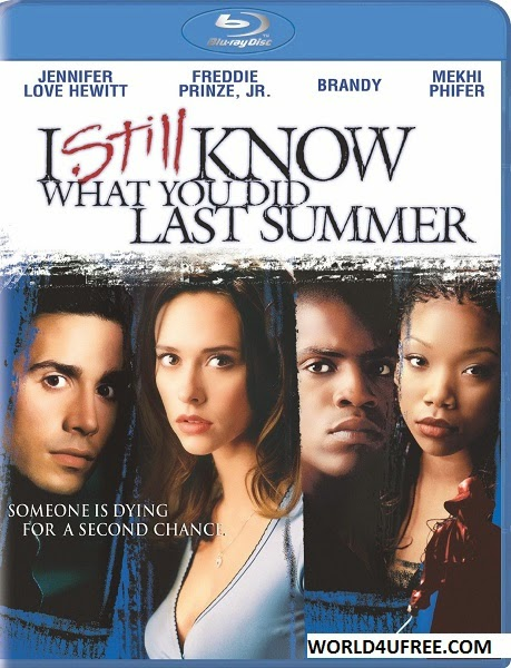 I Still Know What You Did Last Summer 1998 Dual Audio Hindi English 5.1 BRRip 720p 900mb