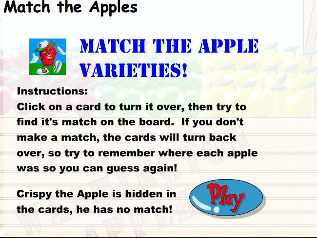 http://www.bestapples.com/kids/games/match_the_apple.shtml