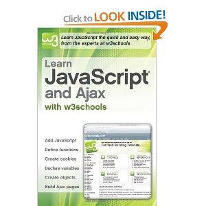 Aprenda JavaScript y Ajax con w3Schools