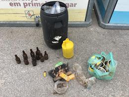 Não deixes lixo no nosso Caminho !....