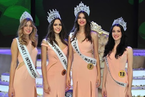 Miss Turkey Supranational 2015